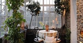 Оформлення зимового саду у «КрасаваДар»