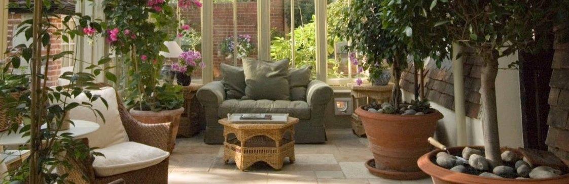 Оформление зимнего сада Вашей мечты с «КрасаваДар»